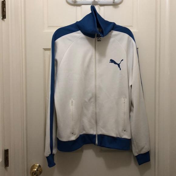 Men's Vintage Puma Track Jacket